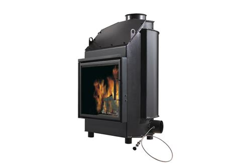 edilkamin idro 30 14 2kw back boiler fireplace arcon