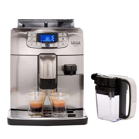 Coffee Maker Gaggia gaggia velasca prestige one touch coffee and espresso machine whole latte