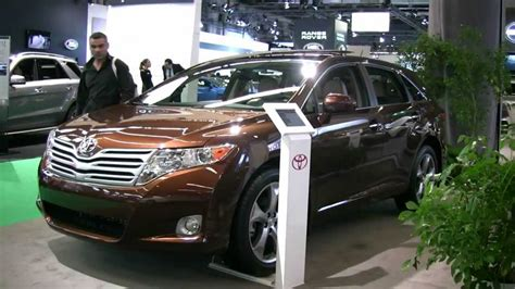 car upholstery montreal 2012 toyota venza v6 awd exterior and interior at 2012