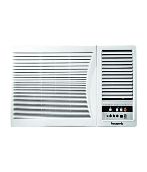 Ac Panasonic 1 2 Pk Alowa panasonic uc1815ya 1 5 ton 2 window ac white price in india buy panasonic uc1815ya 1 5