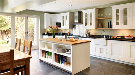 shaker kitchens from harvey kitchens