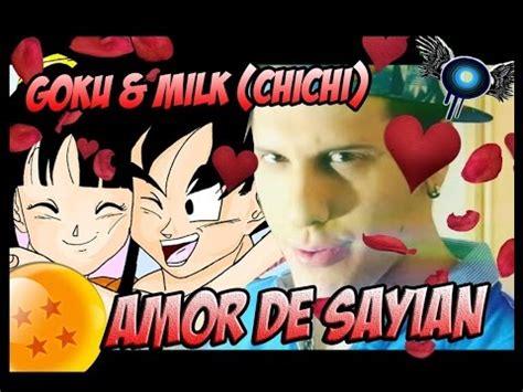 imágenes de goku rap goku milk chichi rap ivangel music amor de sayian