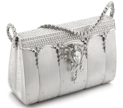 The 163 Million And Platinum Handbag by Top 10 Most Expensive Handbags In The World Louis Vuitton