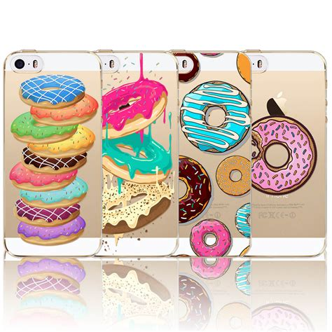 Iphone 5 5s Macaroon by Dessert Cupcake Macaroon Cover Bag For
