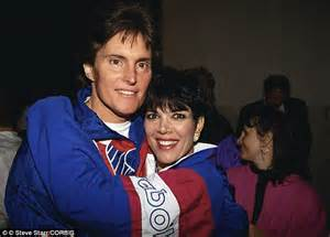 how did kris kardashian meet bruce jenner bruce jenner s life and loves in pictures olympian s long