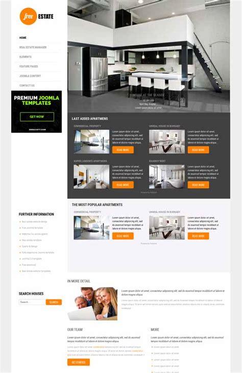 joomla 3 x free templates 50 free responsive joomla templates 2018 freshdesignweb