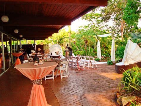 sarasota garden club wedding and cocktail reception