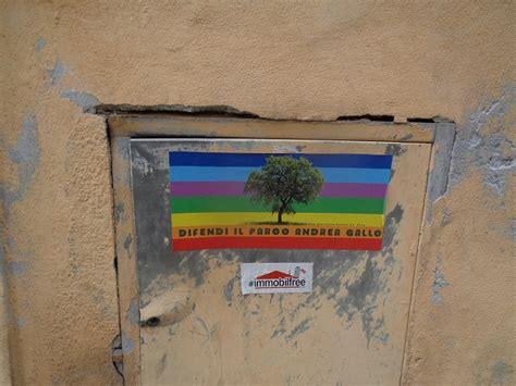ufficio affissioni firenze affissioni abusive in via san martino garzella