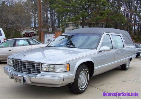 service manual how to tune up 1995 cadillac fleetwood 1995 cadillac fleetwood 72k hearse ac