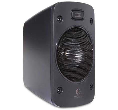 Total Dork Speaker System by Logitech Z906 Surround Sound Speaker System 5 1 Channel