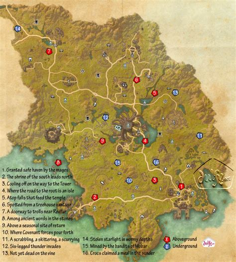 skyshard eso locations map eso grahtwood skyshards guide dulfy