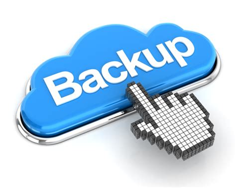 backup image cloud server managed backups