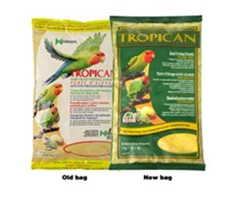 hagen tropican bird food one food brand for all pet birds