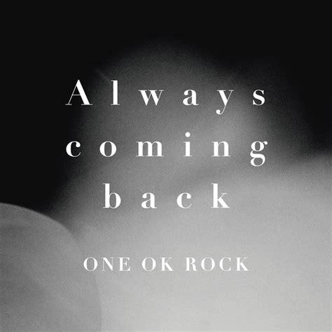 download mp3 album one ok rock single one ok rock always coming back 2016 03 11 mp3