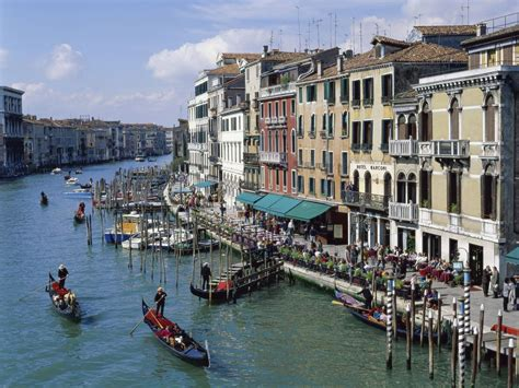 s day venice canal venice italy travel photos europe world travel