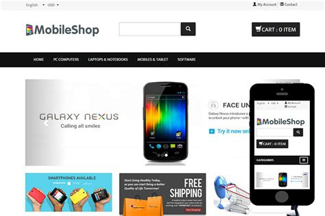 bootstrap templates for online shopping mobileshop free bootstrap themes 365bootstrap