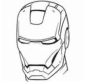 Ironman  Free Coloring Pages On Art