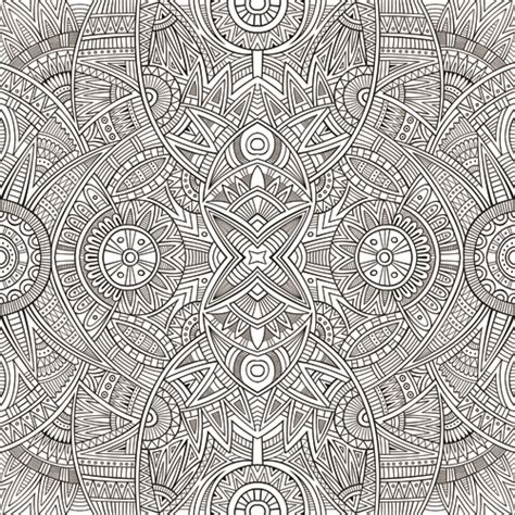 seamless pattern sketch sketch abstract floral vector seamless pattern 01 welovesolo