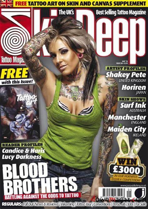 free tattoo magazines magazines free pictures