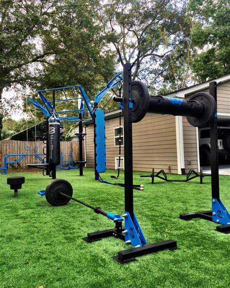 backyard gym equipment the ultimate backyard gym by movestrong movestrong