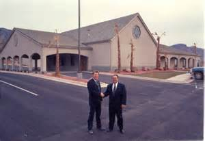 alamogordo funeral home project odell funeral home white sands construction inc