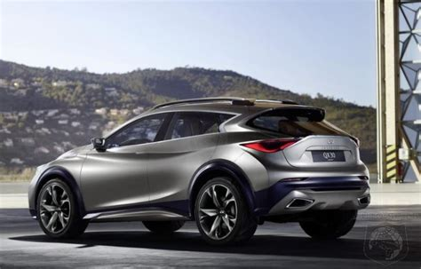 Infiniti Q3 Auto by A Direct Hit Infiniti To Focus On Audi S Q3 With New Qx30