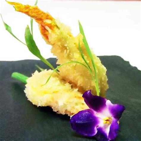 fiori di zucca ripieni di gamberi ricette gamberi antipasti primi e secondi piatti con
