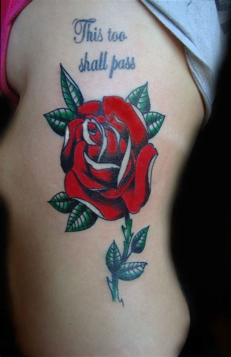 30 rose tattoos design ideas for men and women magment