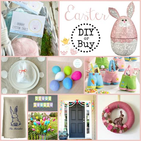 Newlywed Home Decor by Easter Crafts Amp Decor Diy Or Buy