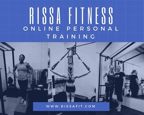 online tutorial r online personal training r i s s a f i t n e s s