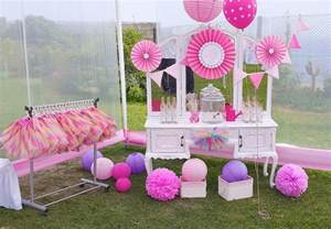 Rainbows and unicorn party a sweet pastel and girly event of the