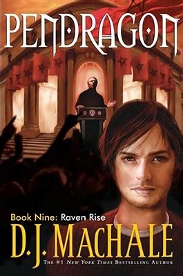 the battle ravens books rise pendragon 9 by d j machale reviews
