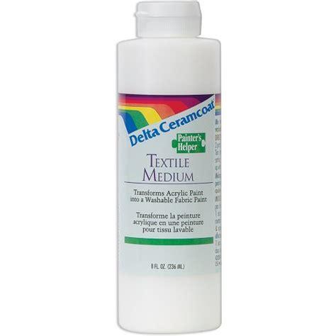 acrylic paint fabric medium plaid delta 8 ounce textile medium acrylic paint ceramcoat