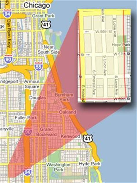 zone 383 chicago map worst neighborhoods in chicago map
