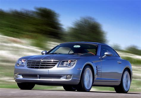 car owners manuals free downloads 2007 chrysler crossfire transmission control chrysler crossfire specs 2007 2008 autoevolution