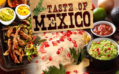 dishes of mexico 5 deliciously authentic mexican recipes