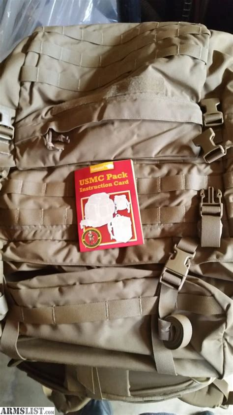 usmc pack for sale armslist for sale usmc filbe pack