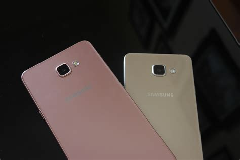 samsung galaxy a7 2016 and galaxy a9 2016 preview