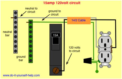 15 gfci breaker wiring diagram 15 free engine image