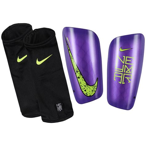 shin pads nike shin pads mercurial lite neymar jr hyper grape black