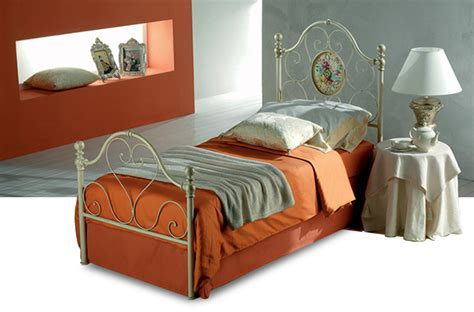 letti singoli offerte letti singoli decorato in ferro battuto offerte e sconti