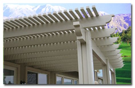PATIO COVERS, AWNINGS, RETRACTABLE AWNINGS