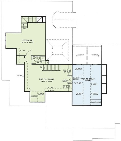 plan 59527nd lovely design with safe room bonus rooms 1614 best a wolfie house images on pinterest home