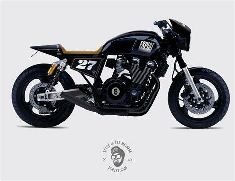 Yamaha Motorrad Liste by Welche Motorr 228 Der Eignen Sich Zum Aufbau Eines Cafe Racer
