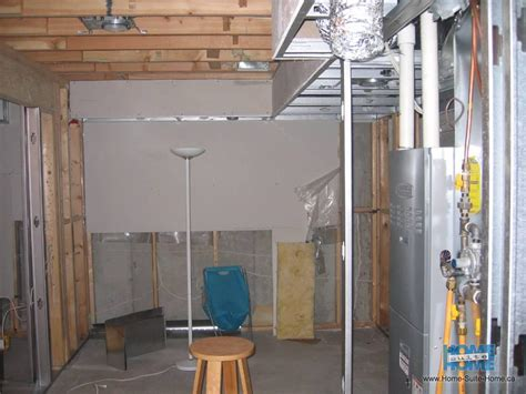 Home Renovation Project Photos Before And After Basement Wall Solutions