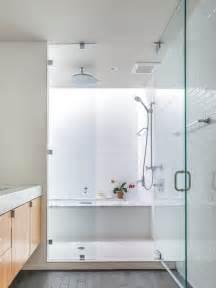 dusch wannenkombination small shower sunken tub combo houzz