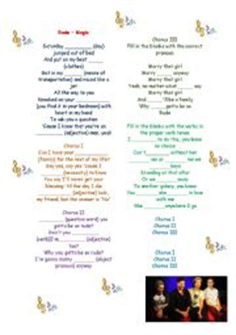 printable rude lyrics lyrics to rude driverlayer search engine