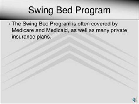 medicare swing bed ppt snoqualmie valley hospital swing bed program