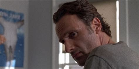rick grimes hairstyle the walking dead r i p rick grimes beard cinemablend