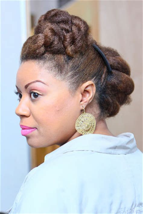 how to pin up natural hair 11 pin up hairstyles for short natural hair hairstyles